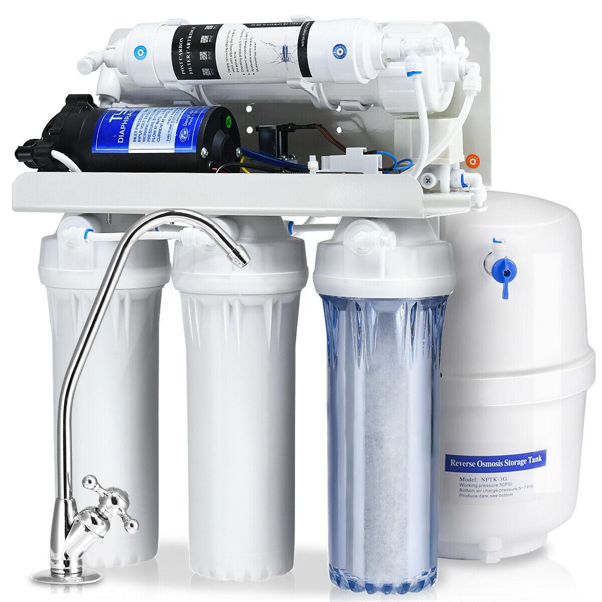 vandens filtravimo sistemos